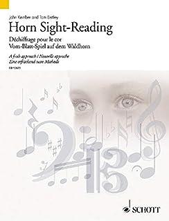 Horn Sight-Reading: A Fresh Approach