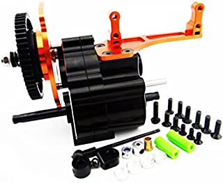 Hot Racing Wra38Tp03 2 Speed Gear Box with Steel Gear, Long Output Shaft, for Axial Wraith and AX10