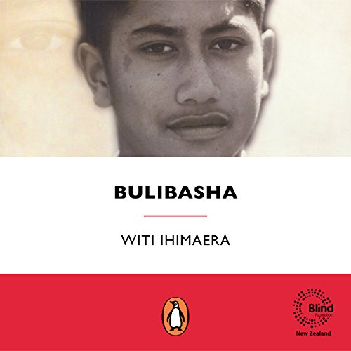 Bulibasha audiobook cover art
