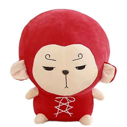 Zzlush gefüllte Spielzeug 1 stück 20-50 cm plüsch Puppe gefüllte Kinder Spielzeug Blume Reisen hellugi Monkey plüsch Puppe Kawaii Goku koreanische tv EIN Koreanisches Odyssey Stern weichkissen Kinder