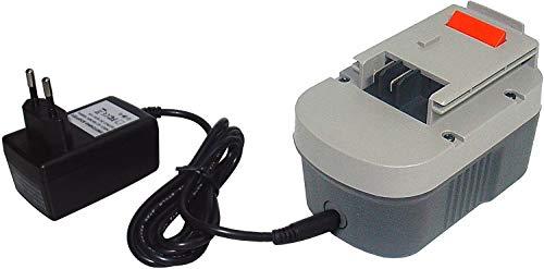 PowerSmart® 14,40V 2000mAh Li-ion Akku für Firestorm BD14PSK, FS1400D, FS1400D-2, FS1402D, FS14PS, FS14PSK, PS142K, FS140BX, FSB14