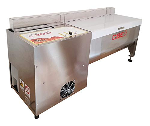 Deshumidificador para Miele 50 kg con Discos y elaboración en frío CBEsrl