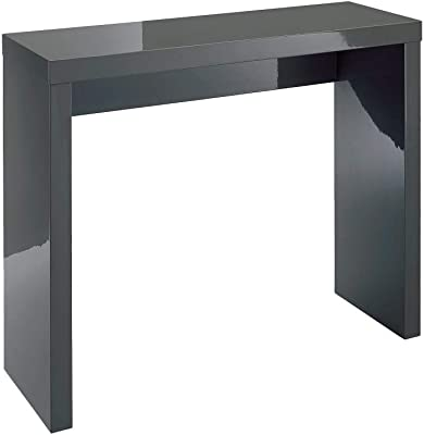 Cortesi Home Small Entry Way Console Table Contemporary