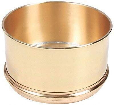 List price Humboldt Separator Easy-to-use Pan Brass 8 4 in Deep Dia