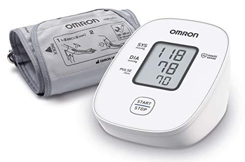 OMRON X2 Basic Tensiómetro , monitor para medir la presión arterial en casa