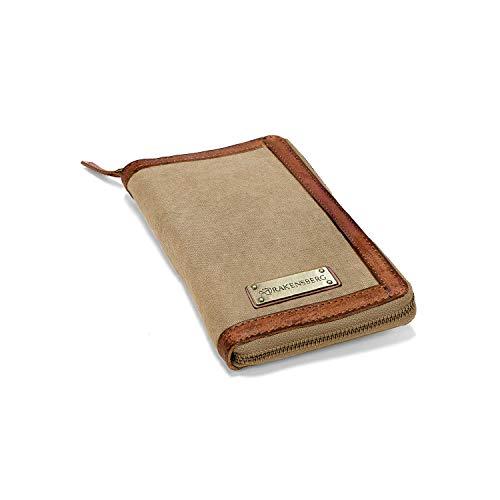 DRAKENSBERG Travel Wallet - Travel Purse and Passport case, Organizer for...