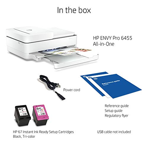 Key Features Of HP ENVY Pro 6455 Wireless All-in-One Printer
