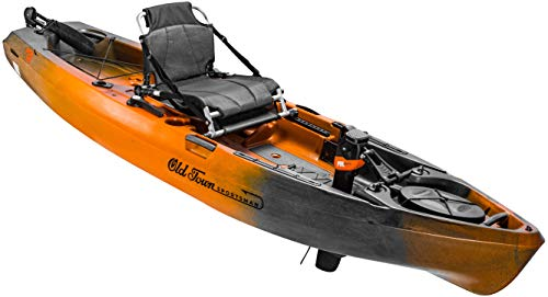 Old Town Sportsman PDL 106 Pedal Fishing Kayak (Ember Camo)
