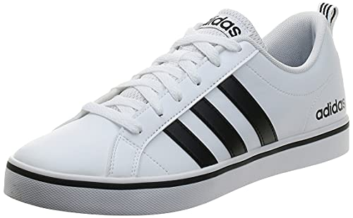 ADIDAS Vs Pace, Zapatillas Hombre, Blanco (Footwear White/Core Black/Blue 0), 42 2/3 EU