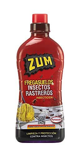 ZUM insecticida fregasuelos todo tipo de suelos botella 1 lt