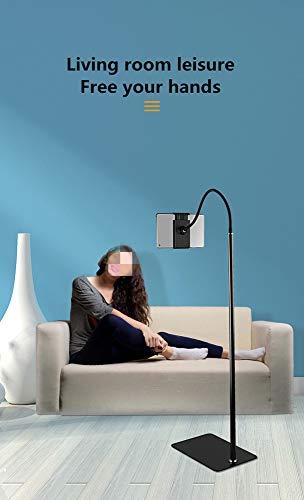 Soporte para teléfono celular y tableta, 360 ° ajustable y desmontable, soporte para teléfono móvil, para dormitorio, oficina, baño, para iPad Air Pro Mini, Huawei, Samsung, IPhone 11 Pro Xs Max X