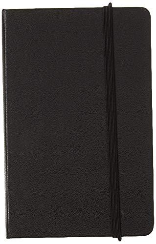 Moleskine Taccuino Address Book, Rubrica, Tascabile, Copertina Rigida, Nero