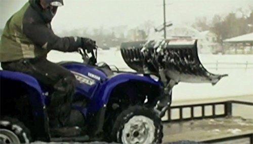 ATV Schneeschild