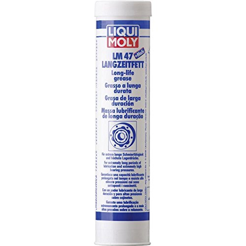 LIQUI MOLY 3520 LM 47 Langzeitfett + MoS2, 400 g
