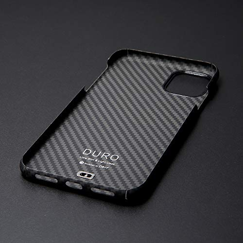 Deff『UltraSlim&LightCaseDUROforiPhone11ProMax(DCS-IPD19LKVMBK)』