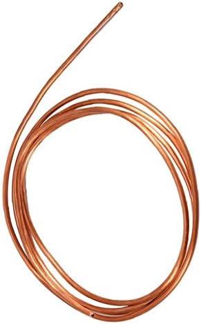 Koperen Buis Soft Round Coil Tubing 2m ID 3mm OD 4mm Dikte 05mm hoge precisie en stabiliteit industrile connectoren voor professionals of liefhebbers