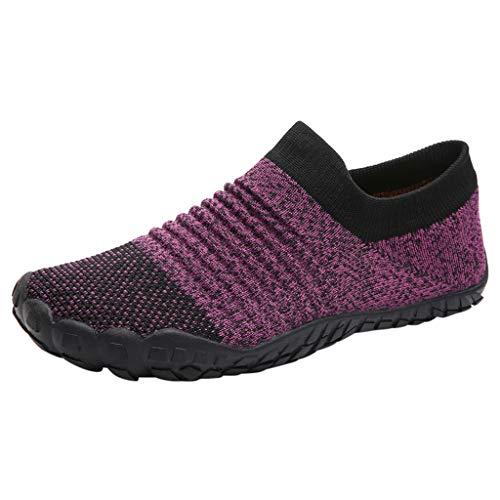 DQANIU ⭐ Damen Turnschuhe, 2019 Neue Damen Schuhe Mesh Schuhe Freizeit Außerhalb Sportschuhe sind im Sommer Schuh atmungsaktiv
