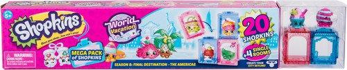 Shopkins Season 8 America Mega Pack