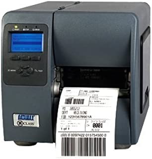 Fast Ethernet 300 dpi LCD DATAMAX EP3-00-1J000P00 // E-Class E-4305P Direct Thermal//Thermal Transfer Printer // 5 in//s Mono USB