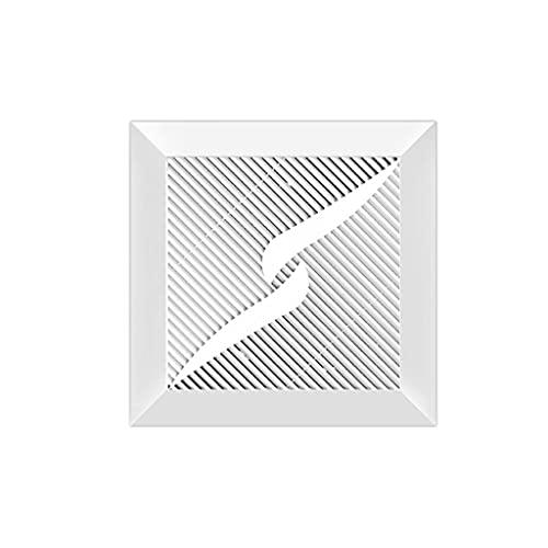 Extractor De Aire, Extractor Cocina Ventiladores de ventanas con escape y admisión, extractor ume Extractor 16W Extractor Ventilador para baño Cocina Comedor de inodoro 5 'Conducción Ducha Extractor F