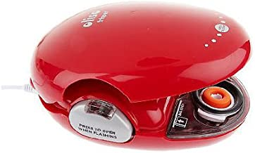 OLISO FRISPER-VACUUM-SEALER FF600 - RED