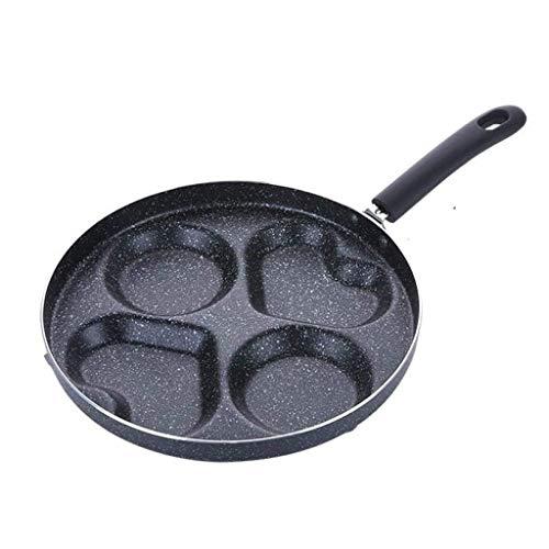 SPNEC Stick-Non Multifuncional Sartén, aleación de Aluminio de Rejilla de cocción Utensilios Tortilla Pan Pancake Steak Pot Adecuado