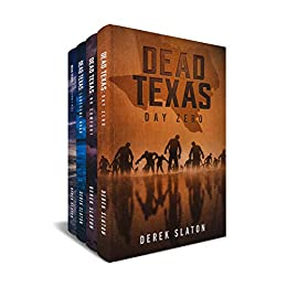 Dead Texas: Books 1-4 Box Set