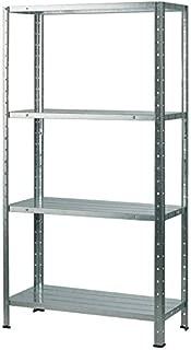 Stratco Galvanized Shelf Unit 4 Shelf (Steel) Size: 50