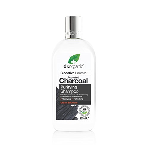 Dr. Organic Activated Charcoal - Purifying Shampoo