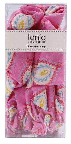 Tonic Bonnet de Douche Rose Birdy
