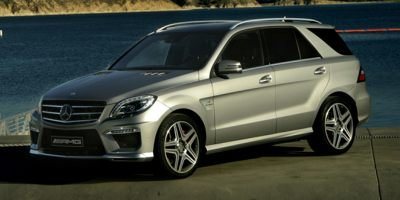 Attractive 2014 Mercedes Benz ML63 AMG, 4MATIC 4 Door ...