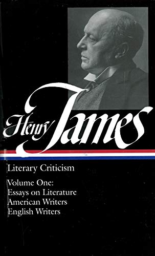 Compare Textbook Prices for Henry James : Literary Criticism, Vol. 1: Essays, English and American Writers Library of America  ISBN 9780940450226 by James, Henry