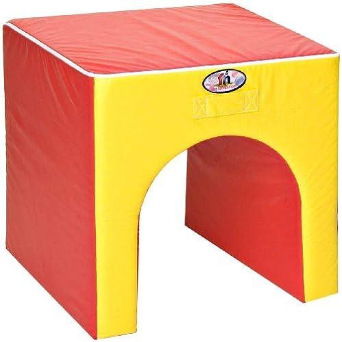 ahorra 50% -75% de descuento Foamnasium Foamnasium Foamnasium Tunnel, rojo amarillo by Foamnasium  ganancia cero