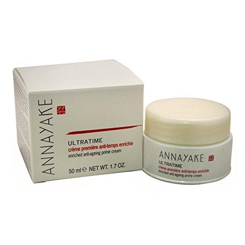 Annayake Ultratime Enriched Anti-Ageing Prime Cream, 1er Pack (1x50ml)