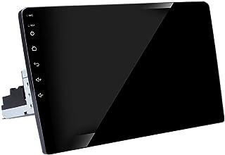 Nrpfell 1 DIN Android 9.1 Car Multimedia Player Autoradio Radio Schermo di Contatto Regolabile da 9 Pollici FM Navigazione...