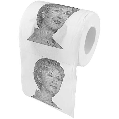 Fairly Odd Novelties Hillary Clinton Novelty Toilet Paper