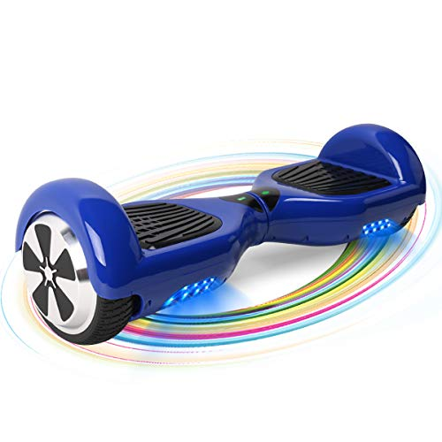 Windgoo Hoverboard, UL2272 Certified 6.9 inch Self Balancing Scooter with LED Light, Smart Segway for Kids and Adults