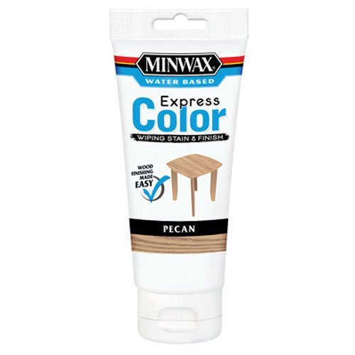 Minwax Express Color Wiping Stain 308024444, Pecan