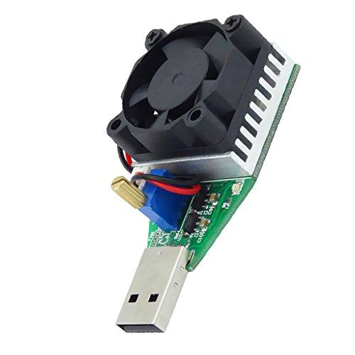 Sharplace Industrial Grade Elektronische Lastwiderstand USB Schnittstelle Entladene Batterie Test Kapazität einstellbare Strom Batterietester - Cilvil Grade