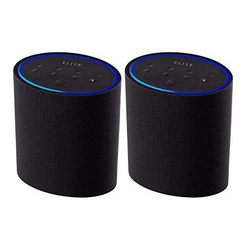 Pioneer VA-FW40 Elite F4 Smart Speaker (Black) 2-Pack Bundle (2 Items)