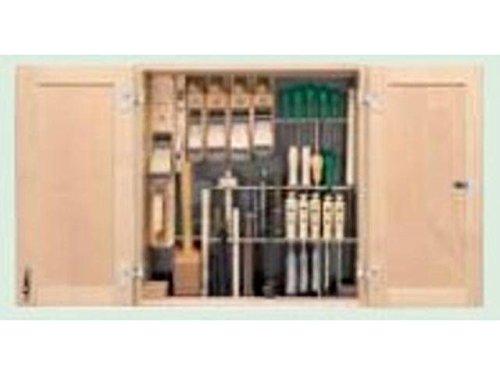 Ulmia–Schrank-System komplett mit Tools-Werkzeug 306Berufsausbildung Holztechnik