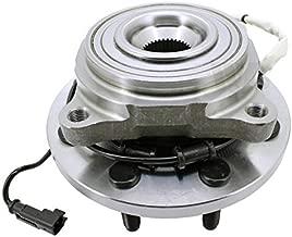 WJB WA515162 Front Wheel Hub Bearing Assembly Replace Timken HA590628 Moog 515162 SKF BR930553