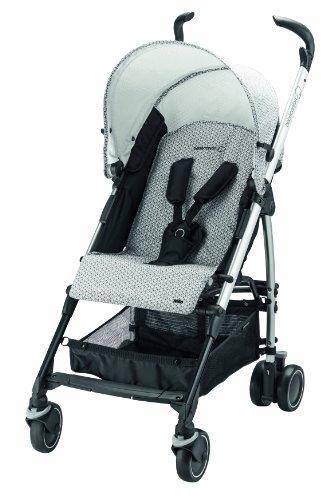 Bébé Confort Mila - Silla de paseo, color gris (graphic crystal)