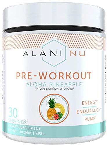 Alani Nu Alani Pre-Workout Aloha Pineapple 300G 300 g