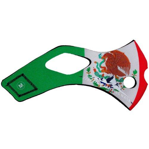 Elevation Training Mask 2.0 Mexico Sleeve, Medium