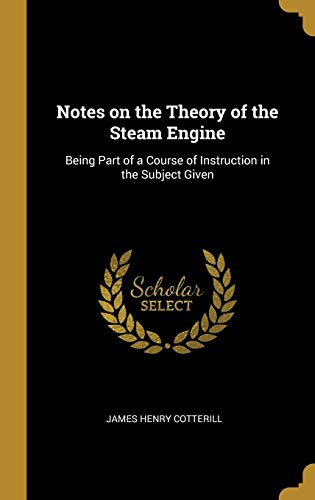 NOTES ON THE THEORY OF THE STE
