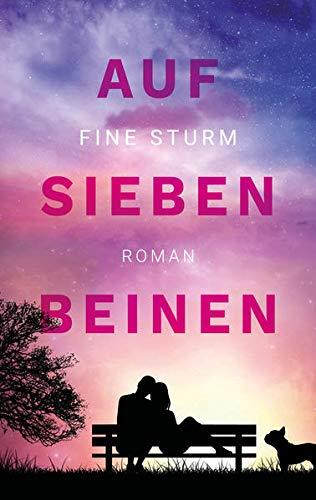 Buchseite und Rezensionen zu 'Auf sieben Beinen' von  Fine Sturm