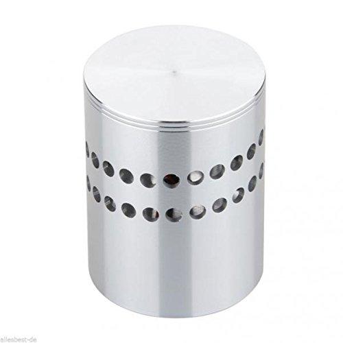 Lámpara de pared en espiral de 3 W, para dormitorio, color blanco cálido
