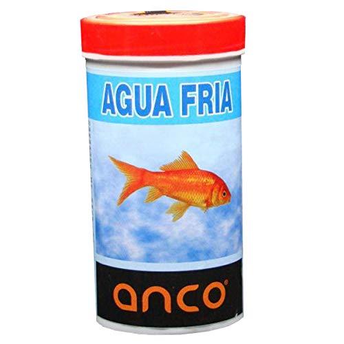 ANCO Comida en Escamas para Peces de Agua Fria, (1000 ml)