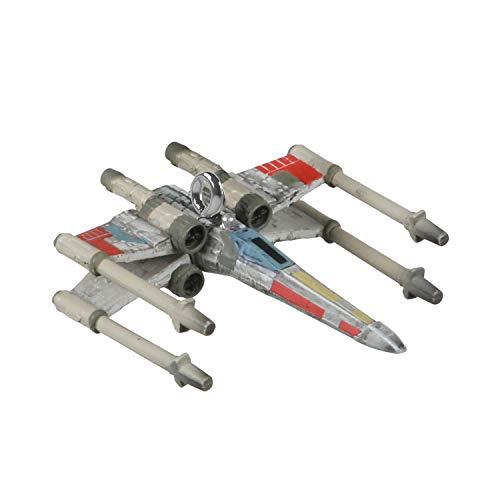 Hallmark Keepsake Christmas Ornament 2020, Mini Star Wars Luke Skywalker's X-Wing, 0.5'